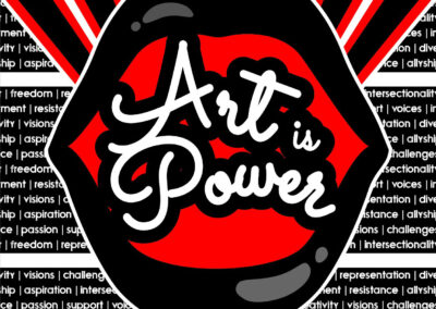 ART IS POWER
